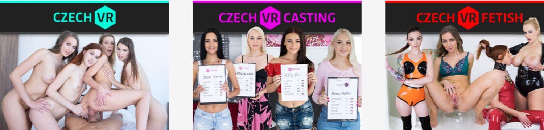 CzechVR network