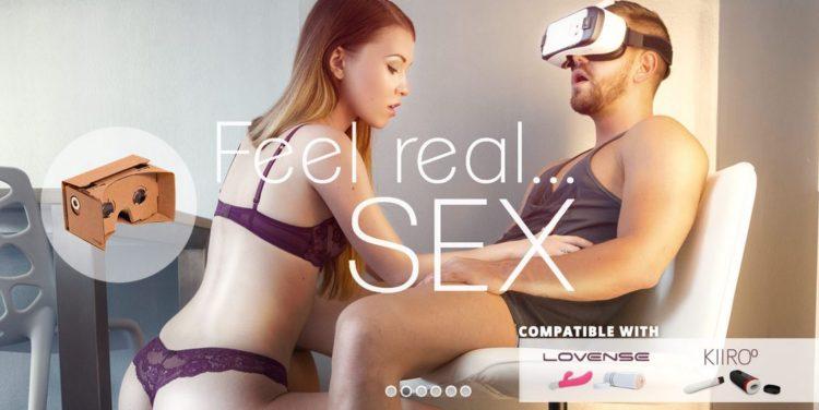 VirtualRealPorn Feels Like Real Sex