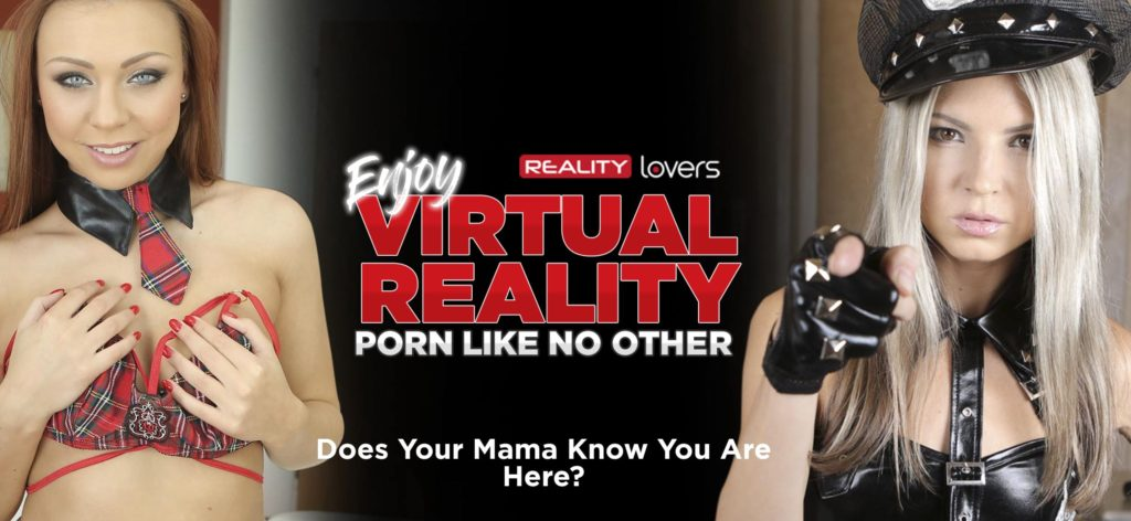 Reality Lovers Gina Gerson banner