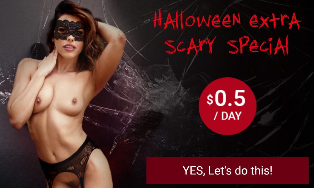 Halloween VR special offer