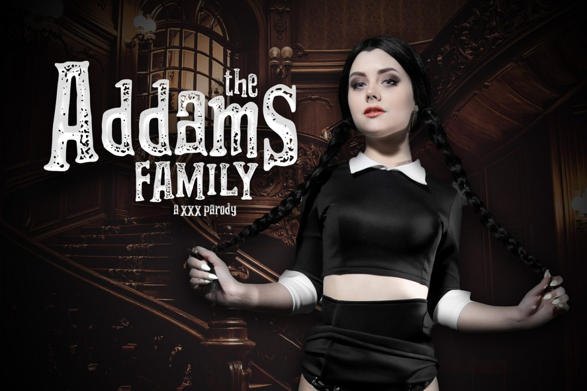 VRCosplayX - The Addams Family
