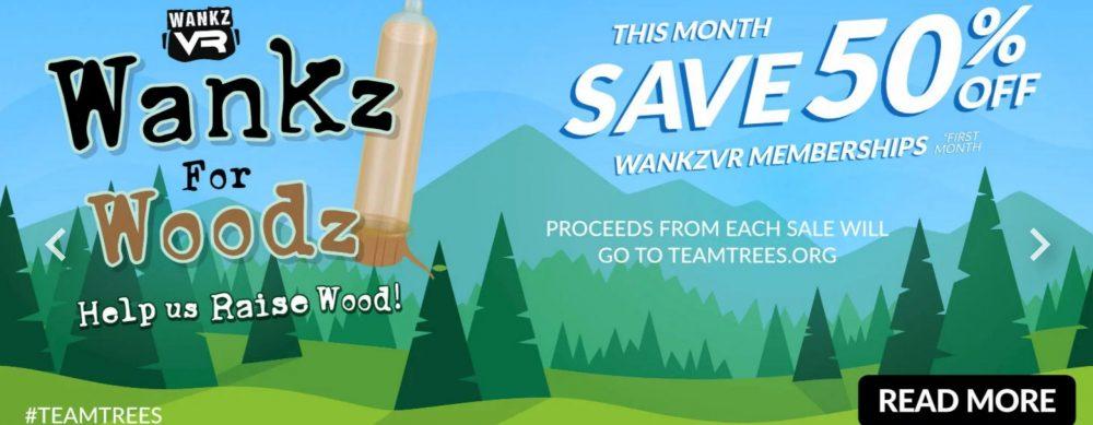 Wankz For Woodz