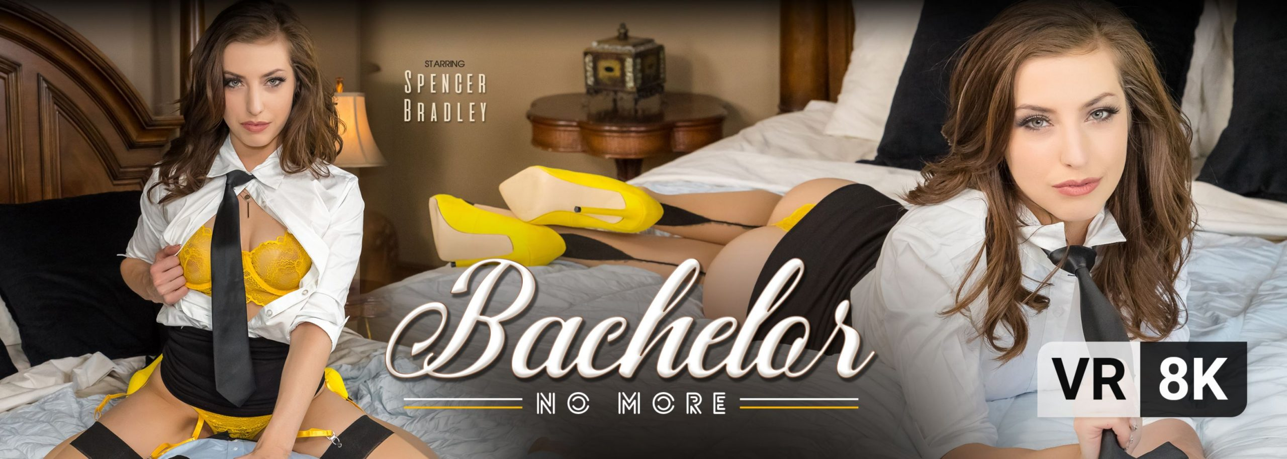 VR Bangers 8K Virtual Reality Porn - Bachelor No More ft. Spencer Bradley